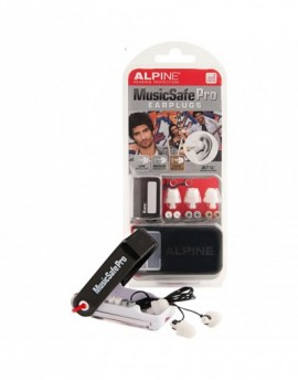 Music Safe PRO Blanco ALPINE