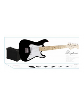 Pack guitarra eléctrica Junior DAYTONA Stratocaster