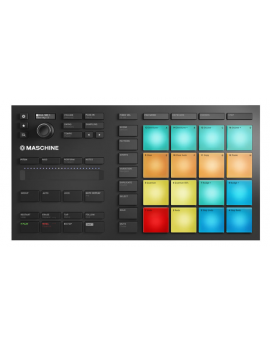 MASCHINE MKII Negra Native Instrument