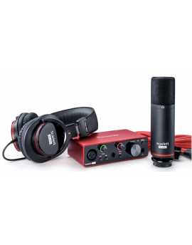 FOCUSRITE Scarlett Solo Studio Pack 2nd