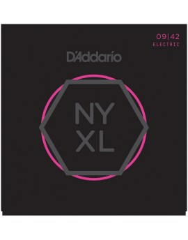 Cuerdas Electrica ADDARIO NYXL 0942