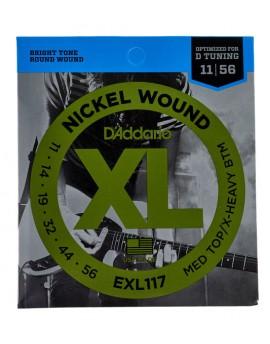 Cuerdas Electrica ADDARIO EXL117