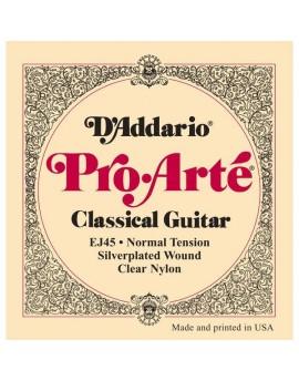 Cuerdas Clasica ADDARIO EJ45