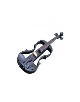 Violin Electrificado CARLO GIORDANO EV202 4/4 Negro