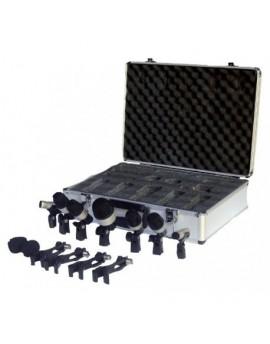 Sets de Micros Bateria LEEM DM-7S