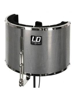 LD SYSTEMS LDRF1 Pantalla para Micrófono de estudio